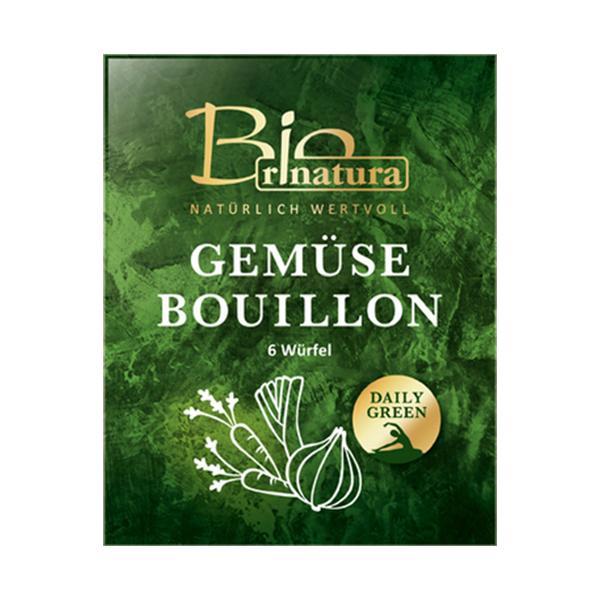 Cuburi vegetale (fara gluten) BIO Rinatura - 60 g imagine produs 2021 Rinatura