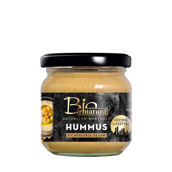 Humus (fara gluten) BIO Rinatura - 180 g imagine produs 2021 Rinatura