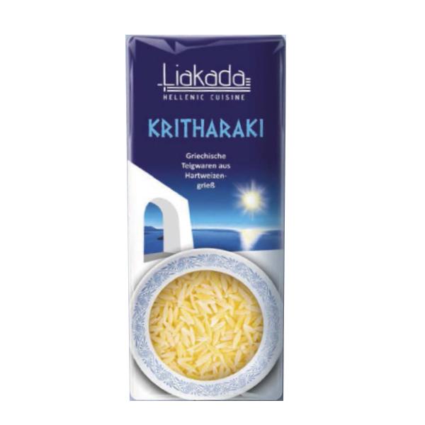 Paste grecesti Kritharaki Liakada - 500 g imagine produs 2021 Liakada