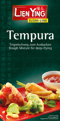 Mix tempura Lien Ying - 200 g imagine produs 2021 Lien Ying