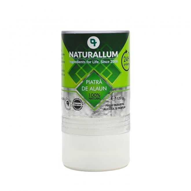 Piatra de Alaun (deodorant) - 120 g imagine produs 2021 Texacom