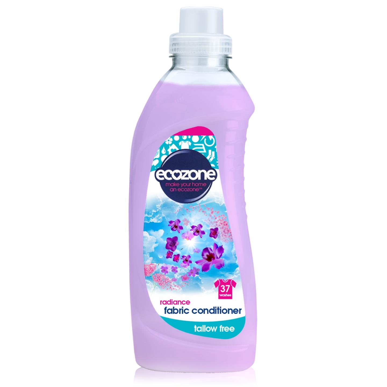 Balsam de rufe (fara seu) Radiance - violete, vanilie si lavanda Ecozone - 1 litru imagine produs 2021 Ecozone
