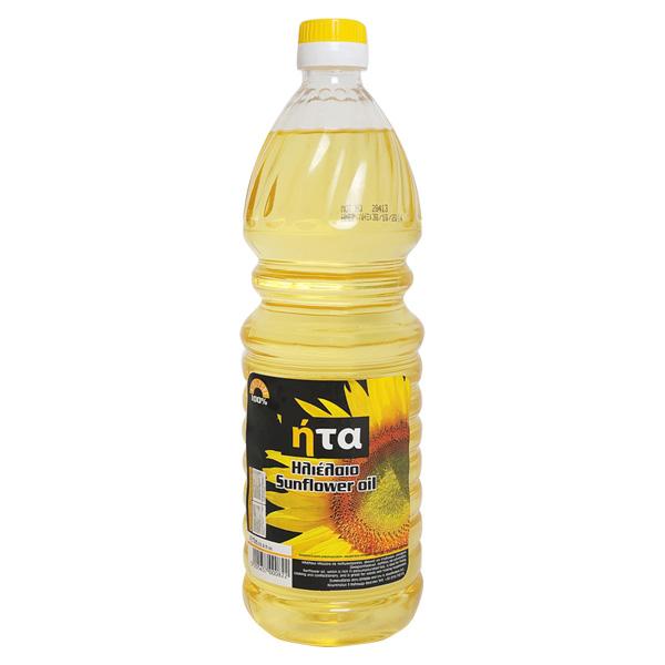 Ulei floarea soarelui Creta - 1 litru imagine produs 2021 Ulei masline