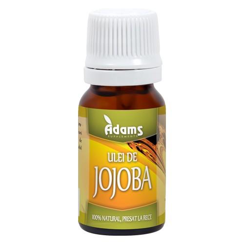 Ulei de Jojoba Adams - 10 ml imagine produs 2021 Adams Supplements