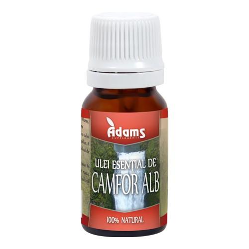 Ulei esential de camfor alb Adams - 10 ml imagine produs 2021 Adams Supplements