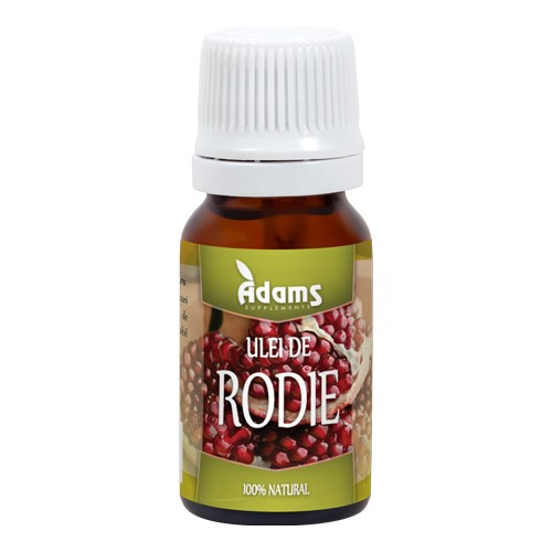 Ulei de rodie Adams - 10 ml imagine produs 2021 Adams Supplements