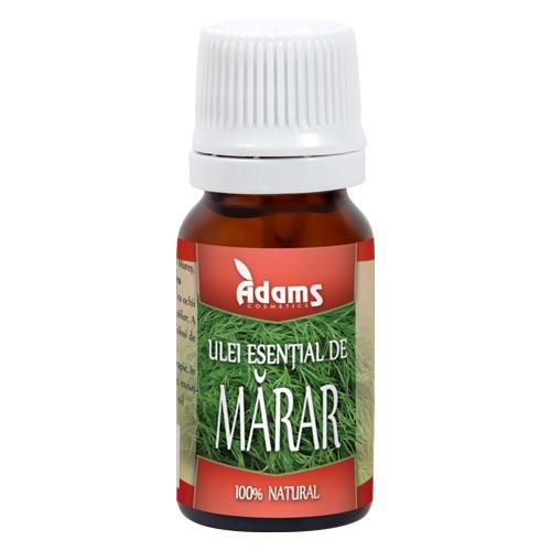 Ulei esential de marar Adams - 10 ml imagine produs 2021 Adams Supplements